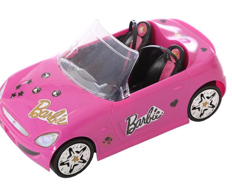 Auto Barbie. Material P.P.