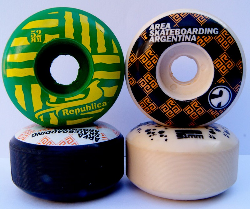 Rueda Skate Material: Poliuretano